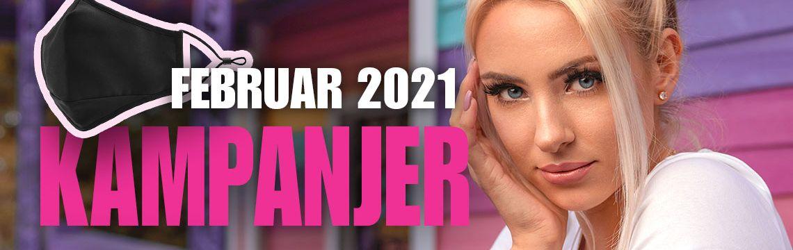 Kampanjer - Februar 2021