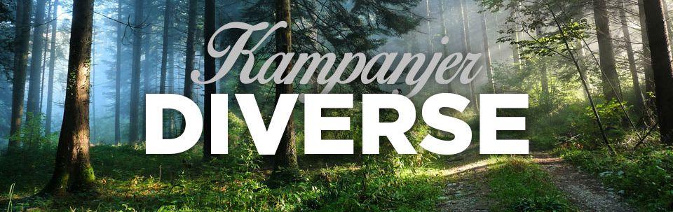 Kampanjer - Diverse