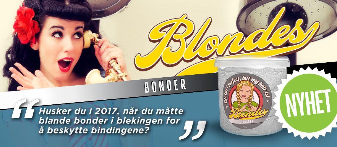 Blondes Bonder