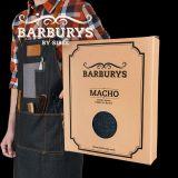 Arbeidsforkle - Barburys Macho - t-skjorter og hettegensere