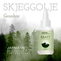 Kratt Skjeggolje - Granbar