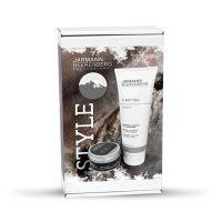 Gaveeske - JBPro Stylepakke - Matt Mud og Purifying Shampoo