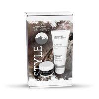 Gaveeske - JBPro Stylepakke - Pomade og Purifying Shampoo