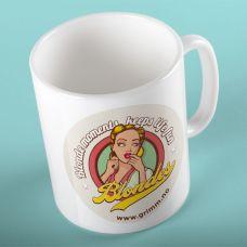 Blondes Kaffekopper
