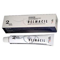 Belmacil blåsort
