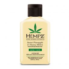Hempz Sweet Pineapple & Honey Melon Herbal Body Moisturizer - 66ml