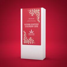 Hempz Gavepakke - Blushing Shampoo & Conditioner