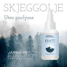 Kratt Skjeggolje - Uten parfyme