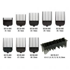 Wahl Nylon Attachment Combs Tray