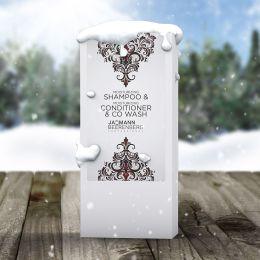 Gavepakke - JBPro Moisturizing Shampoo og Moisturizing Conditioner & Co Wash