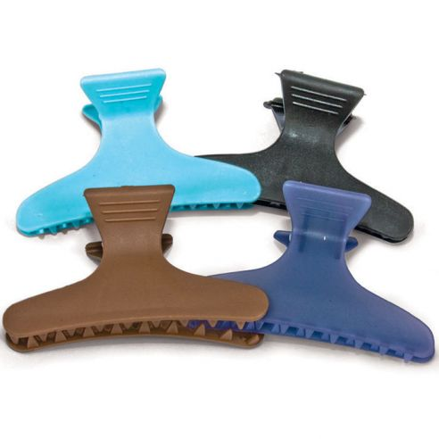 Plastklemmer bred