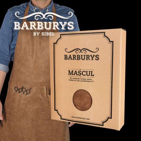 Arbeidsforkle - Barburys Mascul