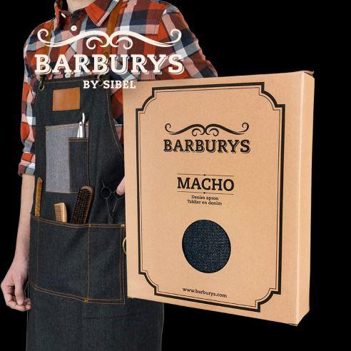 Arbeidsforkle - Barburys Macho