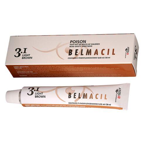Belmacil lys brun