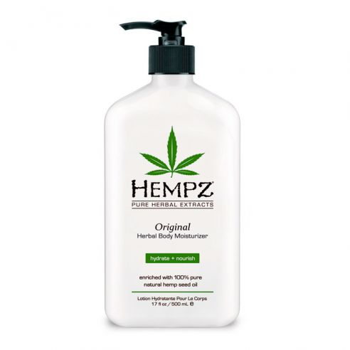 Hempz Original Herbal Body Moisturizer - 500ml