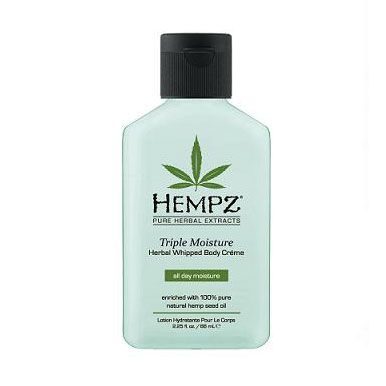 Hempz Triple Moisture Herbal Whipped Body Creme - 66ml