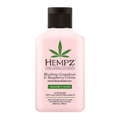 Hempz Blushing Crème Moisturizer 66ml