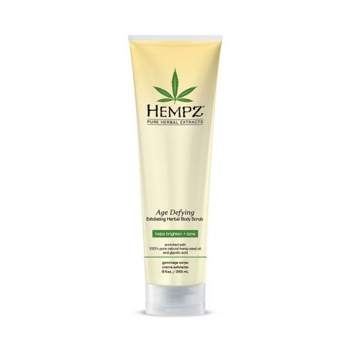 Hempz Age Defying Exfoliating Body Scrub - 265ml