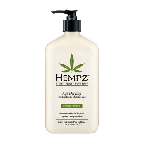 Hempz Age Defying Herbal Moisturizer - 500ml