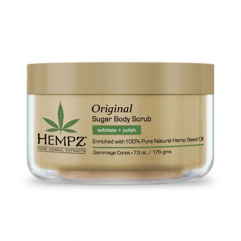 Hempz Original Sugar Body Scrub - 176gr
