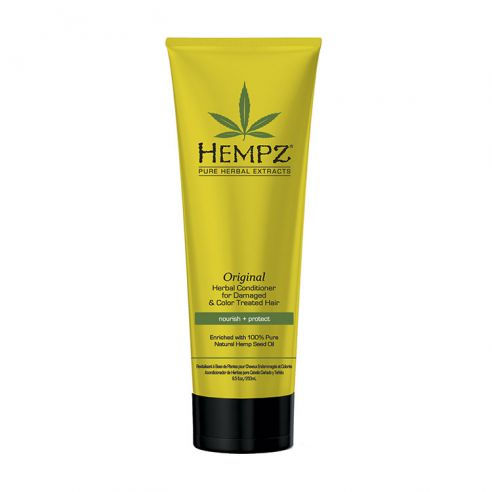 Hempz Original Herbal Conditioner for Damaged & Color Treated Hair - 265ml