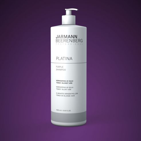 JB Pro - Platina Purple Shampoo - 1000 ml