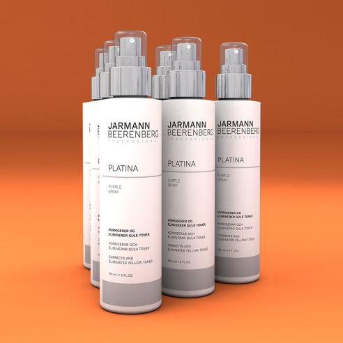 JB Pro - Platina Purple Spray - 150 ml