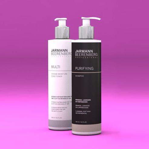 Purifying Shampoo og Multi Intense Conditioner